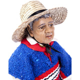 Aguacatero / Wax Sculpture Mexican Folk Art