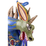 Alebrije Tochitl / Woodcarving Alebrije Mexican Folk Art Sculpture
