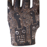 La Mano de Yanhuitlan / Ceramics Mexican Folk Art Clay