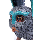 Guardian de la Noche / Woodcarving Alebrije Mexican Folk Art Sculpture