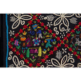 Costumbres / Textiles Mexican Folk Art Embroidery