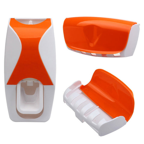 Automatic Toothbrush Dispenser & Toothbrush Holder