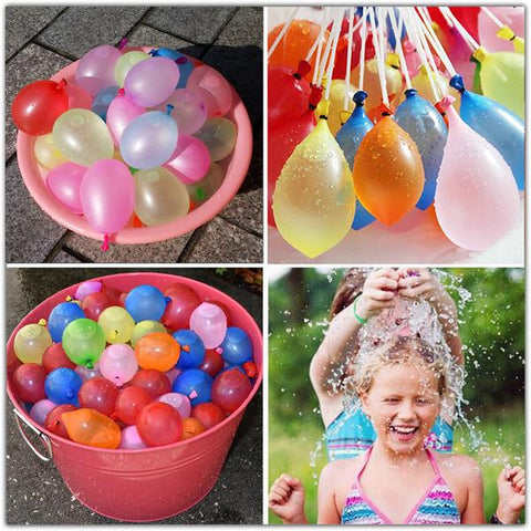 Magic Filling Water Balloons