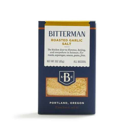 Bitterman's Roasted Garlic Salt