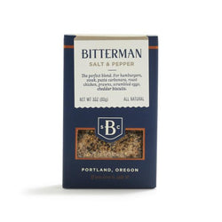 Bitterman's Salt & Pepper
