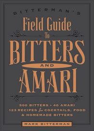 Bitterman's Field Guide to Bitters & Amari - Case Pack of 6
