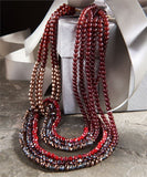 MULTI-STRAND NECKLACES,