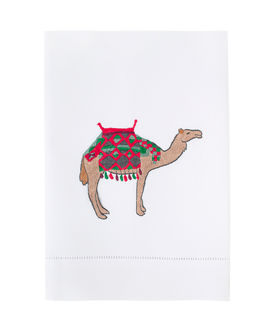 Camel Bar Towel