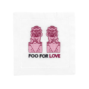 FOO FOR LOVE