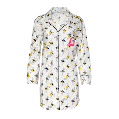 BEE NIGHT SHIRT