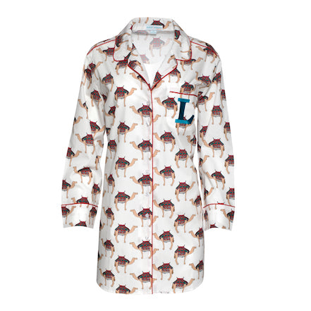 CAMEL NIGHT SHIRT