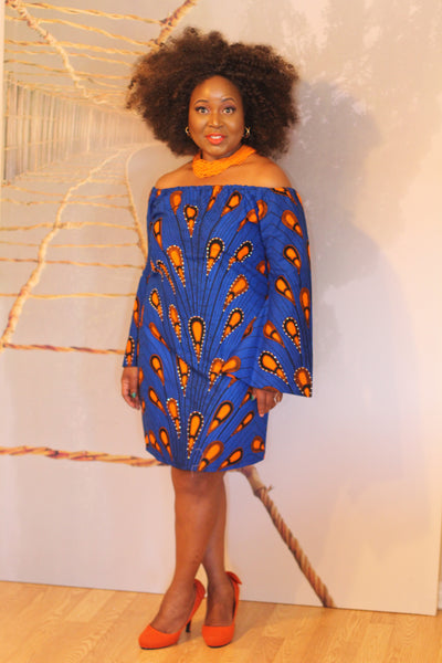 The Ibiyemi Shift Dress