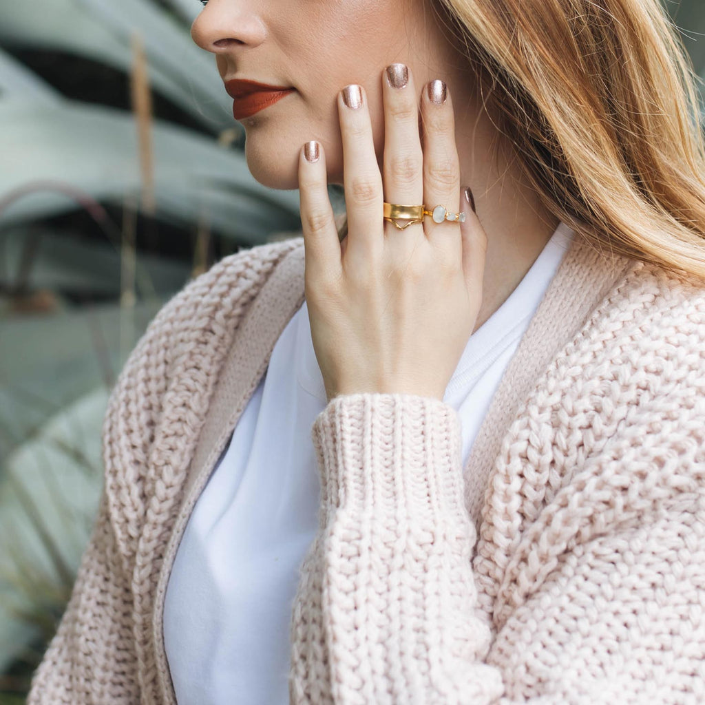 3 Ways to Style This Season's Rings
