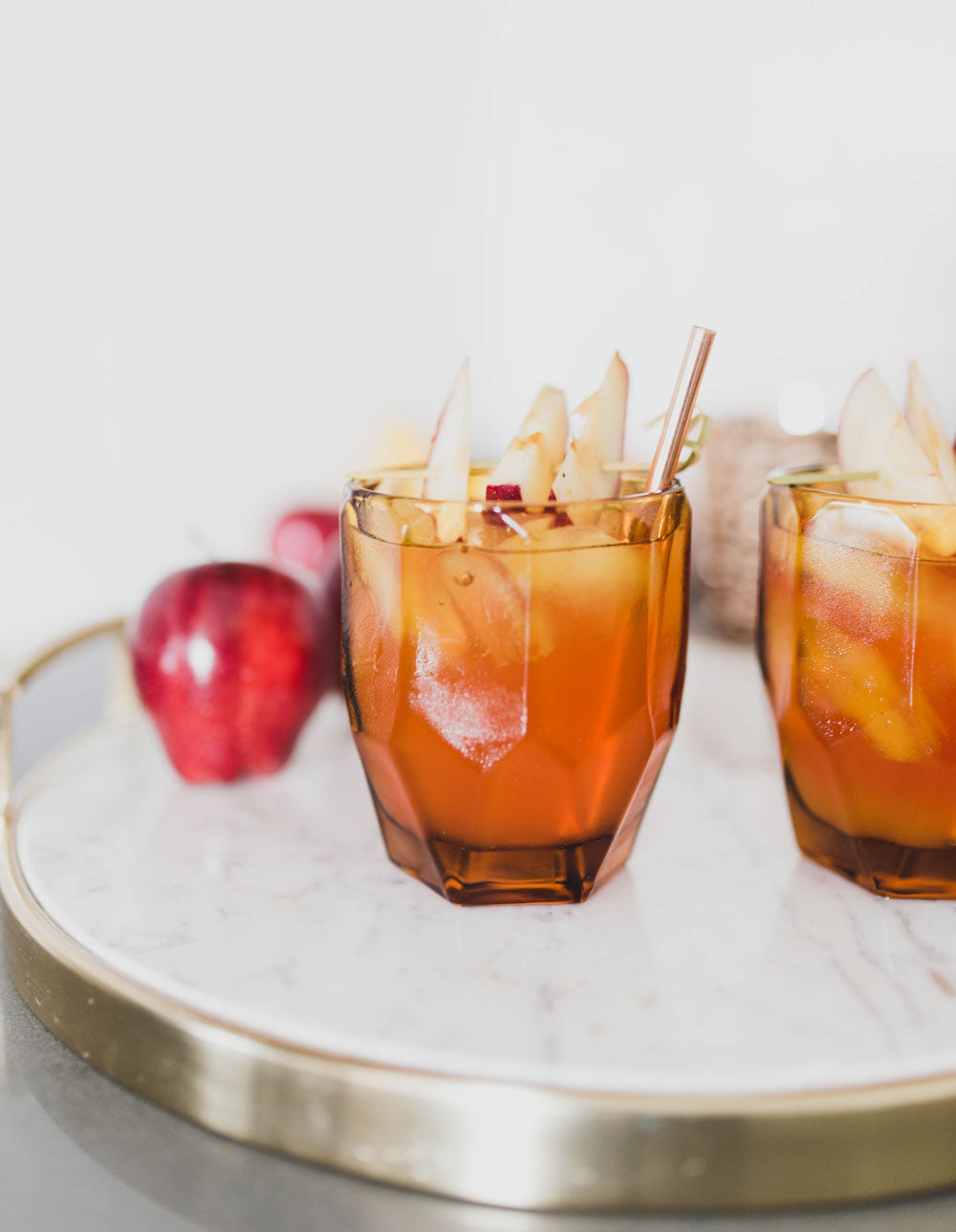 Dani Barbe Harvest Cocktail Recipe