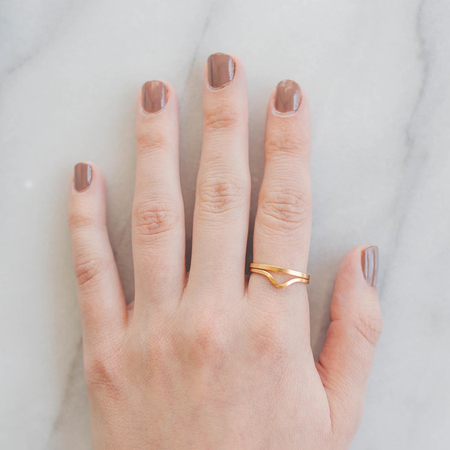 Stacking Rings Tutorial Step 1