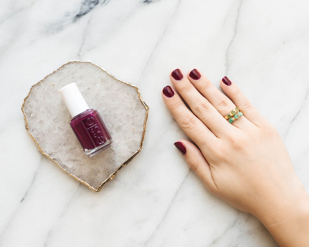 Dani Barbe Favorite Fall Nail Polishes