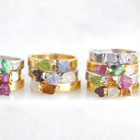 Dani Barbe Design Your Own Rings