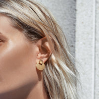 Disc Ear Jackets by Dani Barbe