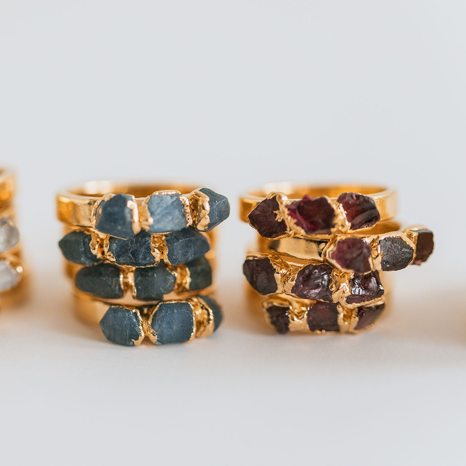 Stacking Ring Collection