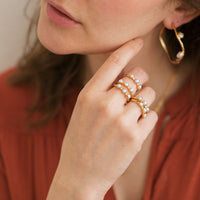 Handmade Rings by Dani Barbe
