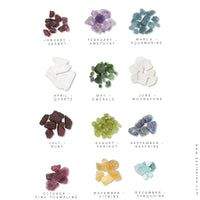 Dani Barbe Custom Gemstone Rings