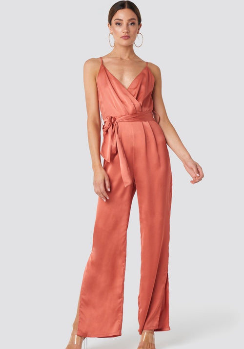 Jumpsuit split inez