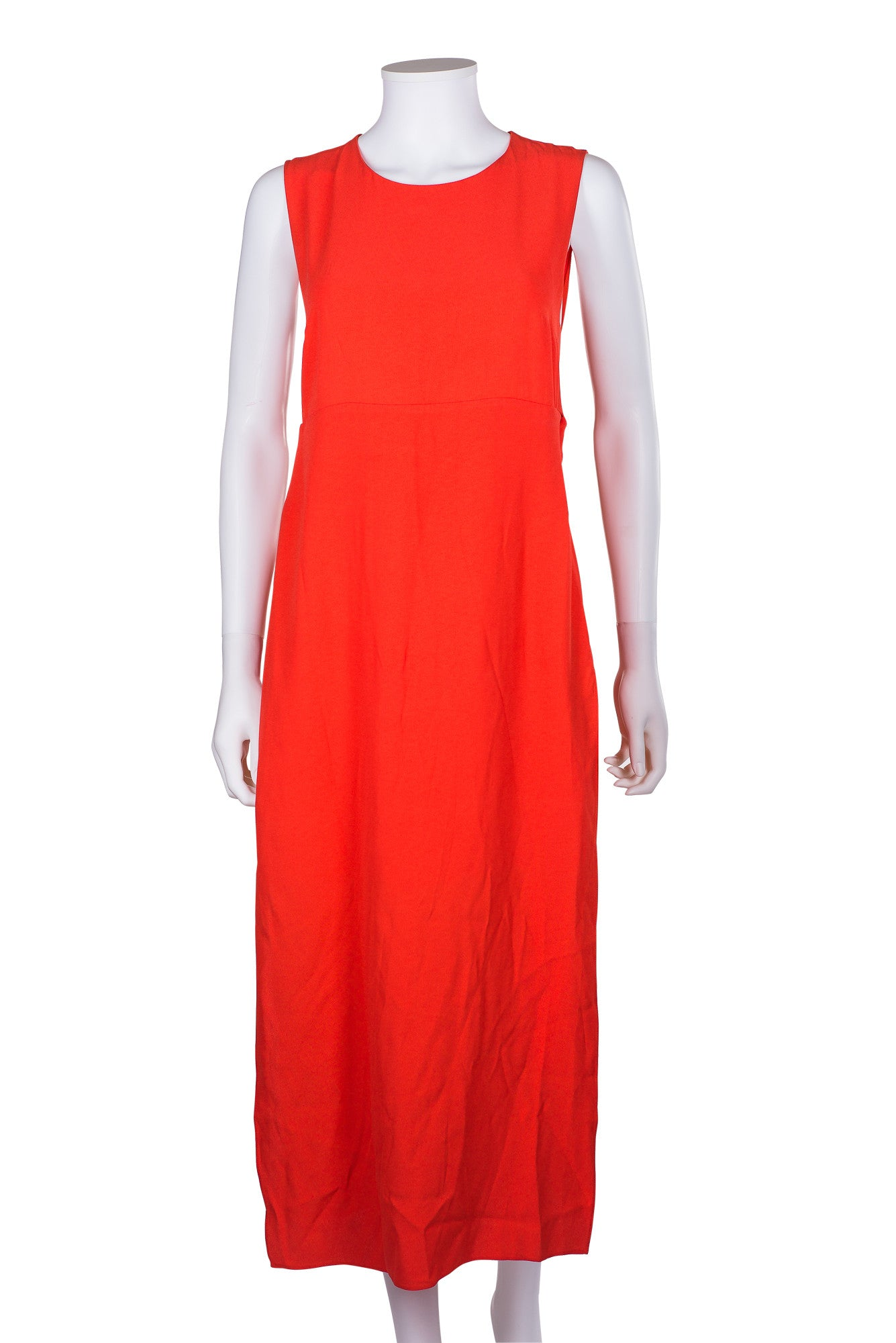 A.L.C. Lowry Layered Crepe Midi Dress