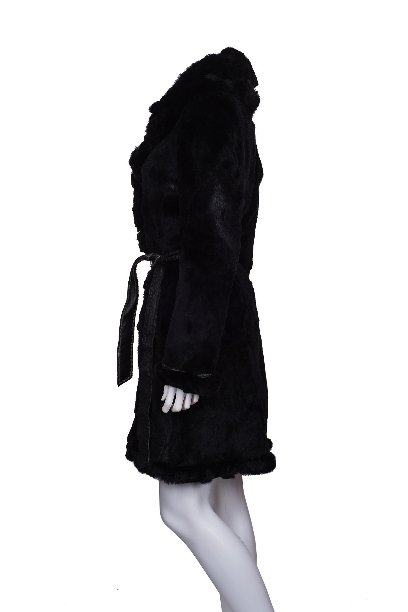 PELLESSIMO Long Fur Coat