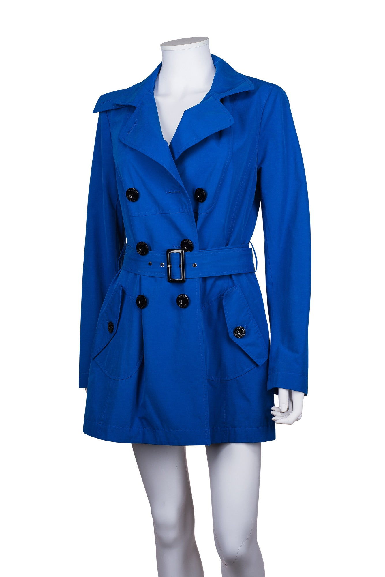 detailed images factory price top-rated genuine HOBBS Trench Coat