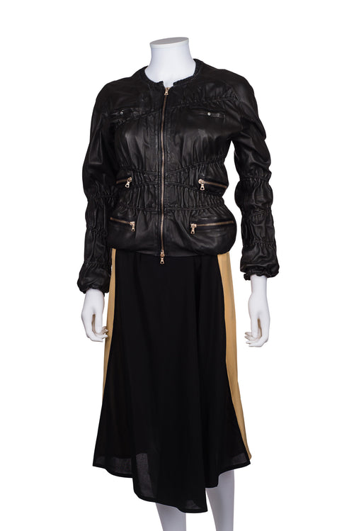 SYLVIE SCHIMMEL PARIS Leather Jacket
