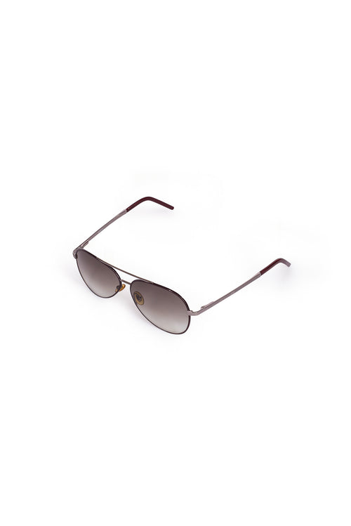 YVES SAINT LAURENT Aviator Gradient Sunglasses