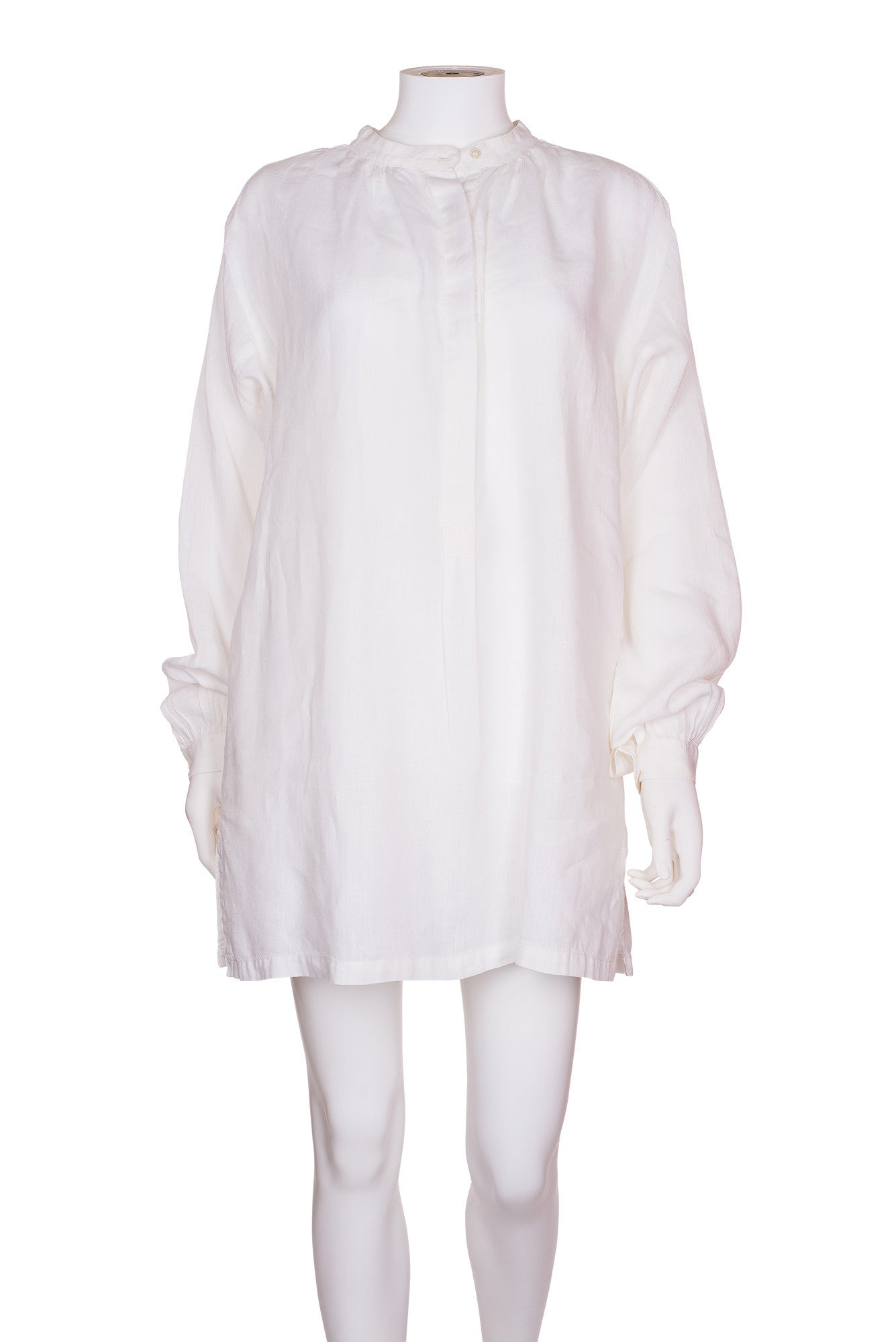 JOSEPH Linen Long Sleeve Shirt