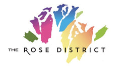 The Rose District Logo - Broken Arrow, OK