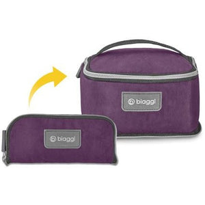 Purple Essentials Bag