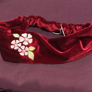 Hand Made Applique Headbands