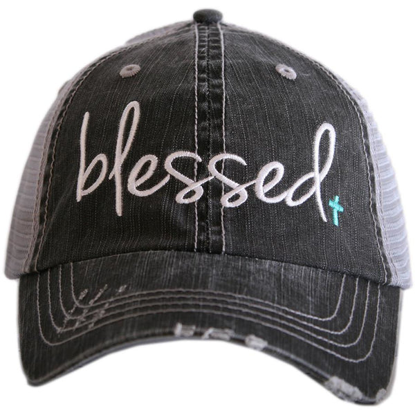 """Blessed"" Trucker Hat"
