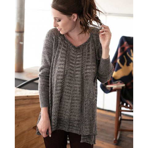 Cold Weather 2-Fit Knit Cardigan