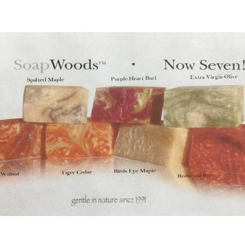 Extra Virgin Olive-Soap Woods