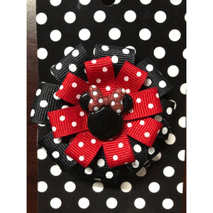 Medium Bow - Minnie Mouse