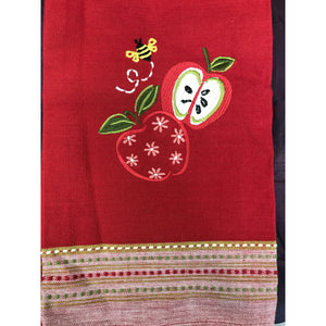 Kay Dee Red Apple Towel