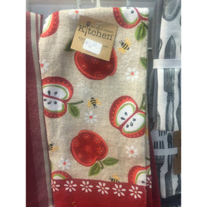 Kay Dee Apple Towel