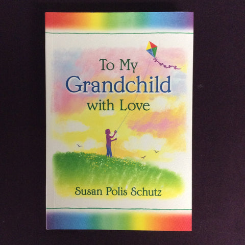 """To My Grandchild with Love"" Book"
