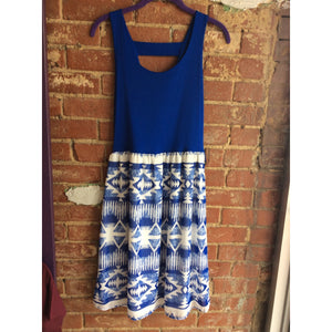 Aztec Bottom Tank Dress