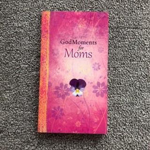 God Moments for Moms Book