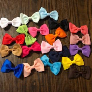 Small Assorted Hair Bows