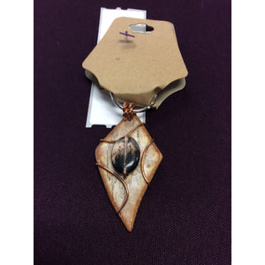 Pocket Forest Key Ring