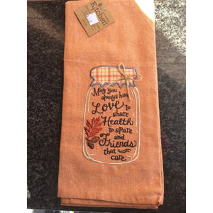 Fall Hand Towel