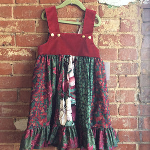 Girl's Romper Dress