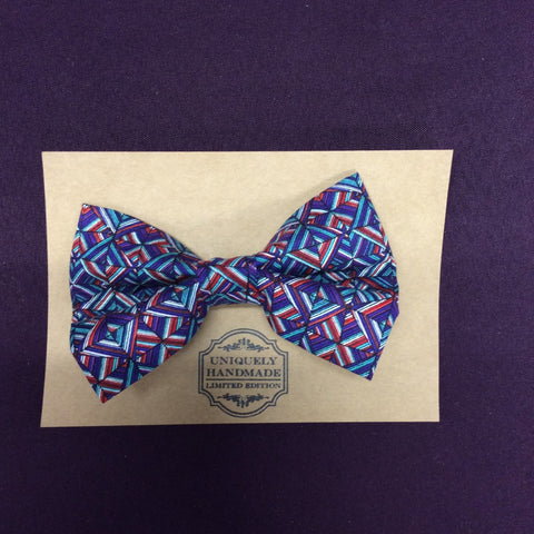 Clip on men's bow ties