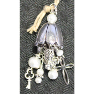 Thimble with White Pendant
